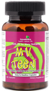 FutureBiotics, M.V. Teen 180 капс.