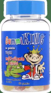 GummiKing, Мультивитамины и минералы