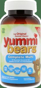 Hero Nutritional Products, Yummi Bears