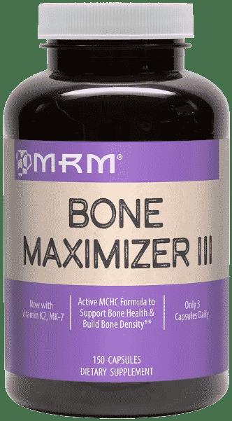 MRM, Bone Maximizer III