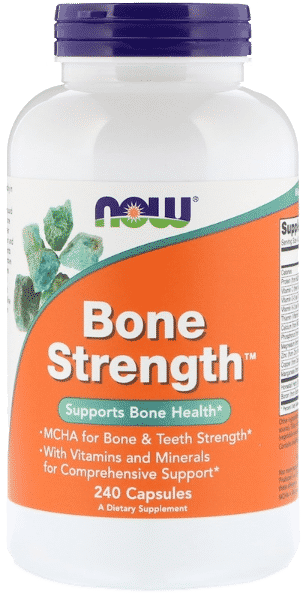 Now Foods, Bone Strength