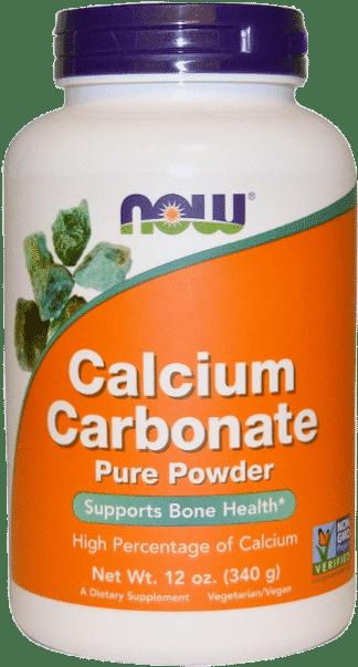 Now Foods, Карбонат кальция в порошке
